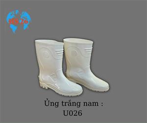 Ủng trắng 026